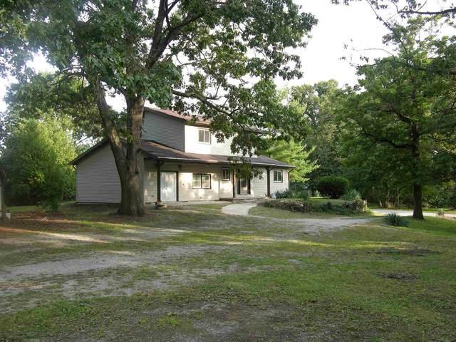 6066 E Liberty Drive, Monticello, IN 47960 (MLS #202038291) :: The Romanski Group - Keller Williams Realty