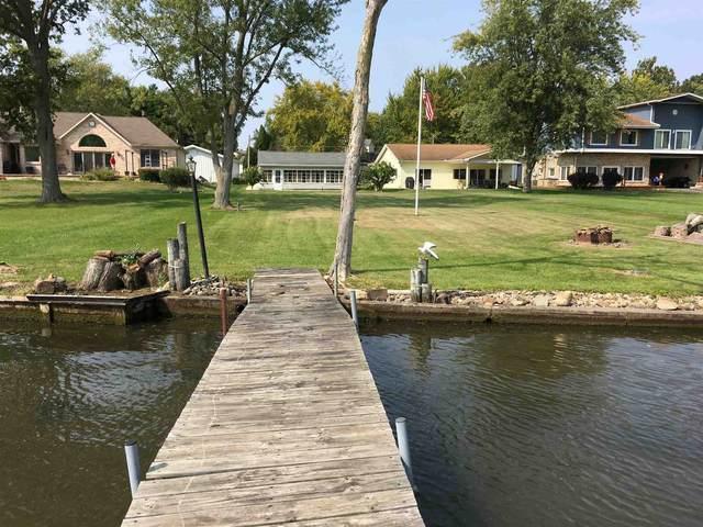 4512 E Oakcrest Drive, Monticello, IN 47960 (MLS #202038293) :: The Romanski Group - Keller Williams Realty