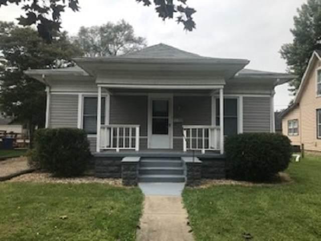 735 S Courtland Avenue, Kokomo, IN 46901 (MLS #202038315) :: The Romanski Group - Keller Williams Realty