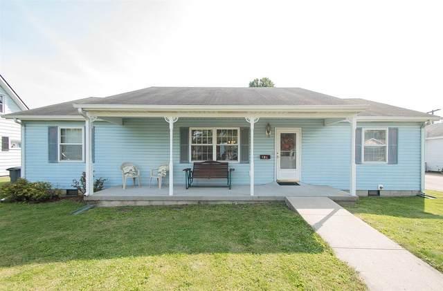 455 Poplar Street, Tipton, IN 46072 (MLS #202038357) :: The Romanski Group - Keller Williams Realty