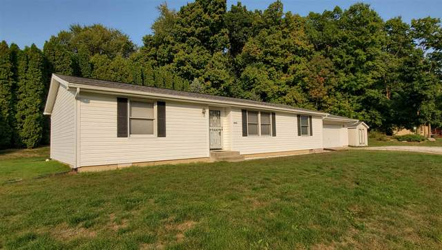 2980 E Wooster Road, Warsaw, IN 46580 (MLS #202038358) :: Anthony REALTORS