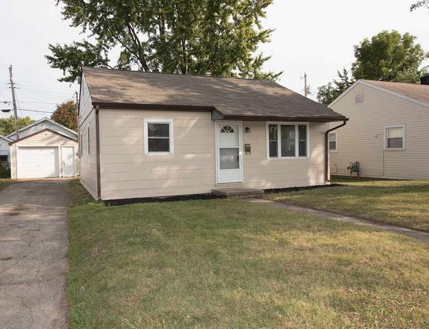 2910 Underwood Street, Lafayette, IN 47904 (MLS #202038369) :: The Romanski Group - Keller Williams Realty