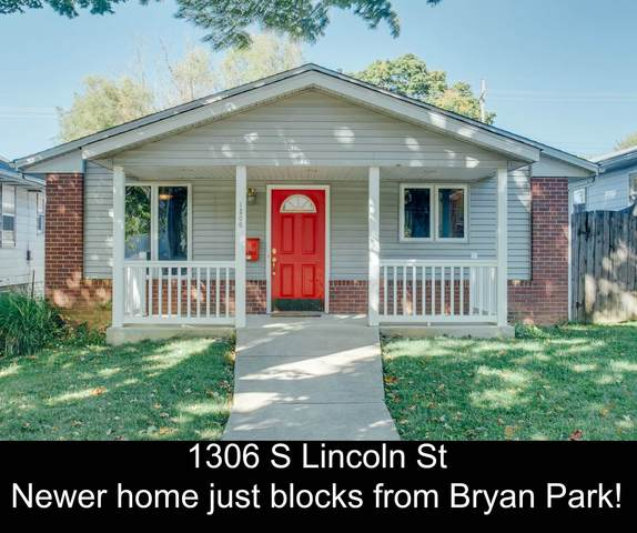 1306 S Lincoln Street, Bloomington, IN 47401 (MLS #202038533) :: Anthony REALTORS