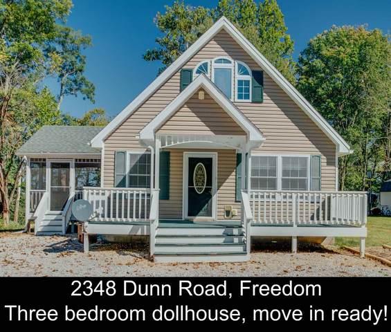 2348 Dunn Road, Freedom, IN 47431 (MLS #202038535) :: Hoosier Heartland Team | RE/MAX Crossroads