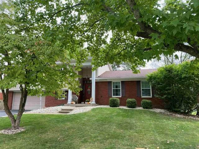 3912 Tulip Lane, Kokomo, IN 46902 (MLS #202038568) :: The Romanski Group - Keller Williams Realty