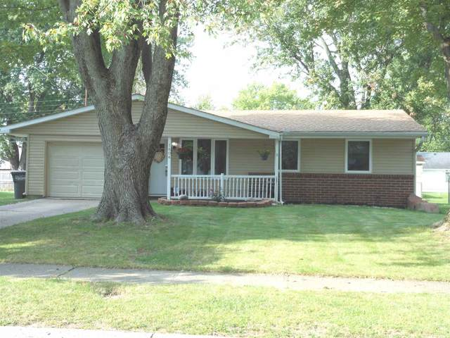 1604 Gleneagles Drive, Kokomo, IN 46902 (MLS #202038574) :: The Carole King Team