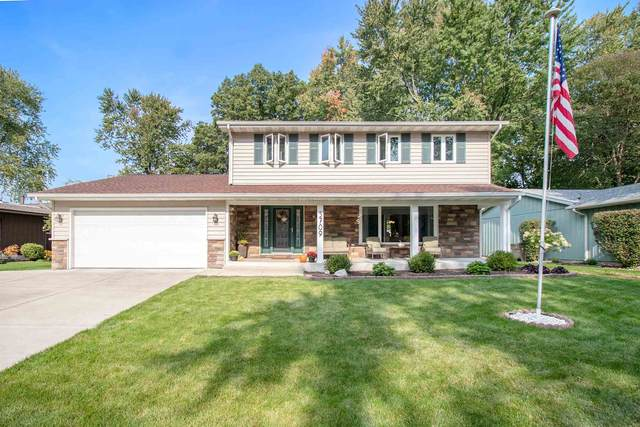 5709 Danbury Drive, South Bend, IN 46614 (MLS #202038595) :: Hoosier Heartland Team | RE/MAX Crossroads