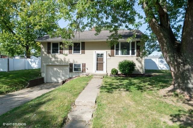 1404 Maplewood Drive, Kokomo, IN 46902 (MLS #202038662) :: The Carole King Team