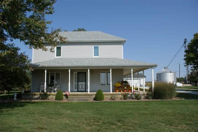 10191 E State Road 218, Walton, IN 46994 (MLS #202038687) :: The Romanski Group - Keller Williams Realty