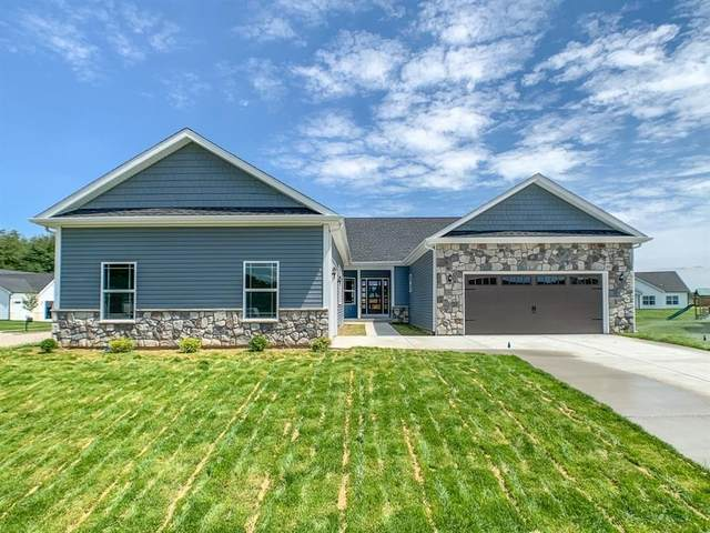 5447 Crocus Drive, West Lafayette, IN 47906 (MLS #202038741) :: Hoosier Heartland Team | RE/MAX Crossroads