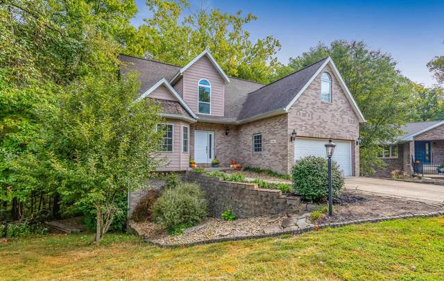 9990 S Saint Andrews Lane, Bloomington, IN 47401 (MLS #202038745) :: Aimee Ness Realty Group