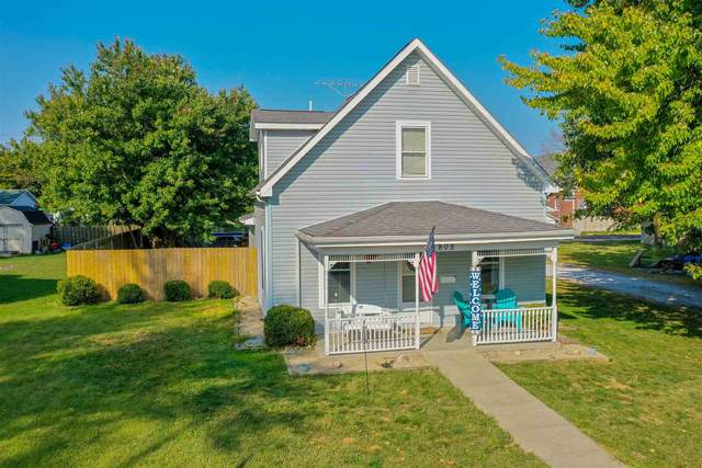 808 S Water Street, Jonesboro, IN 46938 (MLS #202038750) :: The Romanski Group - Keller Williams Realty