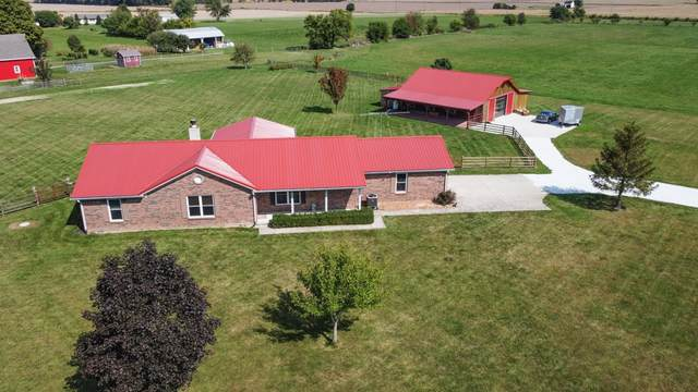 7931 S 1000 E, Lafayette, IN 47905 (MLS #202038801) :: The Romanski Group - Keller Williams Realty