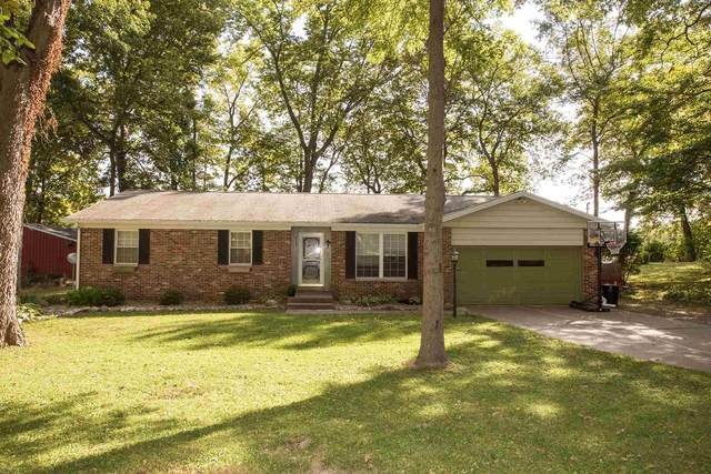 6259 Wea Woodland Drive, Lafayette, IN 47909 (MLS #202038842) :: The Romanski Group - Keller Williams Realty