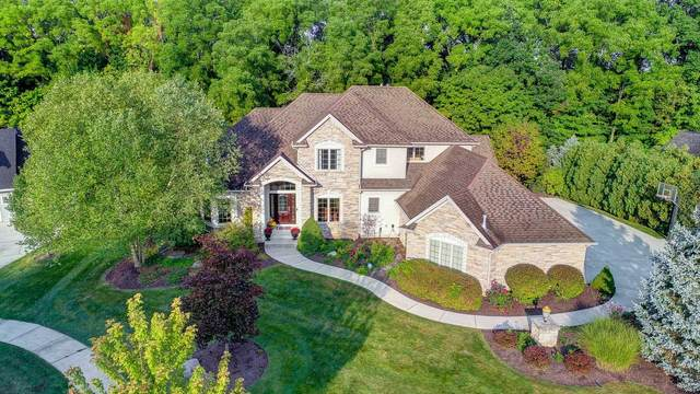 7711 Emerald Canyon Cove, Fort Wayne, IN 46825 (MLS #202038876) :: Anthony REALTORS