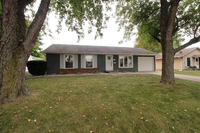 616 E South F Street, Gas City, IN 46933 (MLS #202038896) :: The Dauby Team
