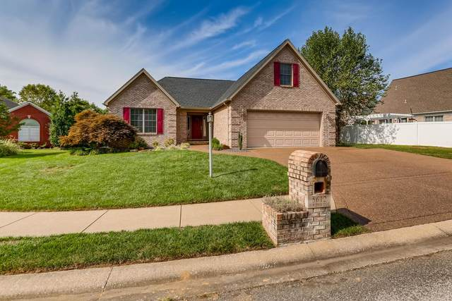 5612 High Tower Drive, Evansville, IN 47711 (MLS #202038917) :: The ORR Home Selling Team