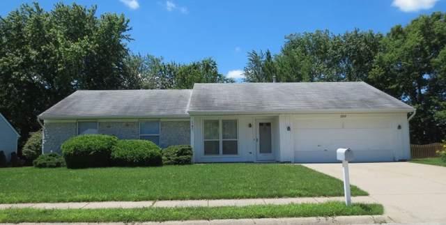 2212 Wake Robin Drive, West Lafayette, IN 47906 (MLS #202038918) :: The Romanski Group - Keller Williams Realty