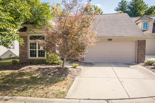 754 E Moss Creek Drive, Bloomington, IN 47401 (MLS #202038923) :: Hoosier Heartland Team | RE/MAX Crossroads