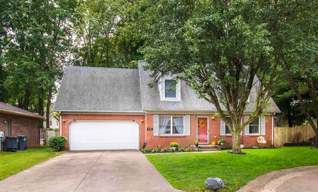916 Crown Point Courts, Evansville, IN 47710 (MLS #202038955) :: Anthony REALTORS
