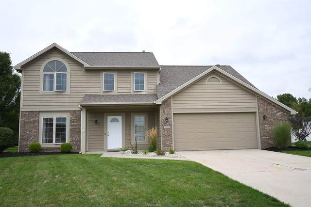 12205 Carroll Creek Run, Fort Wayne, IN 46818 (MLS #202038958) :: Hoosier Heartland Team | RE/MAX Crossroads