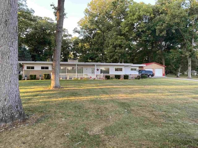 1418 E Olson Road, Rochester, IN 46975 (MLS #202038964) :: The Romanski Group - Keller Williams Realty