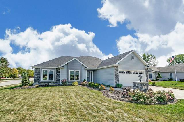13836 Wild Horse Court, Leo, IN 46765 (MLS #202038979) :: Hoosier Heartland Team | RE/MAX Crossroads