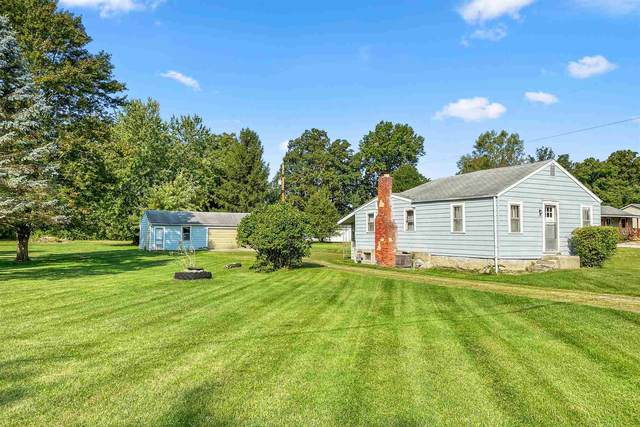 514 Sutton Drive, Fort Wayne, IN 46804 (MLS #202038984) :: Hoosier Heartland Team | RE/MAX Crossroads