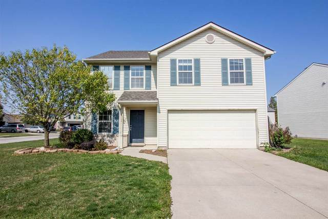 1524 Switchback Cove, Fort Wayne, IN 46845 (MLS #202039000) :: Hoosier Heartland Team | RE/MAX Crossroads