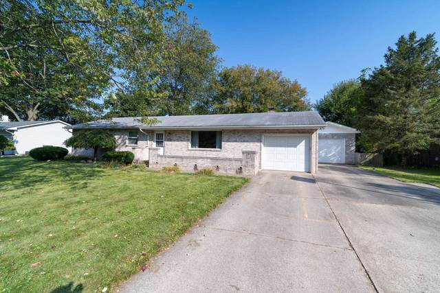 21855 Belkay Drive, South Bend, IN 46628 (MLS #202039014) :: Hoosier Heartland Team | RE/MAX Crossroads