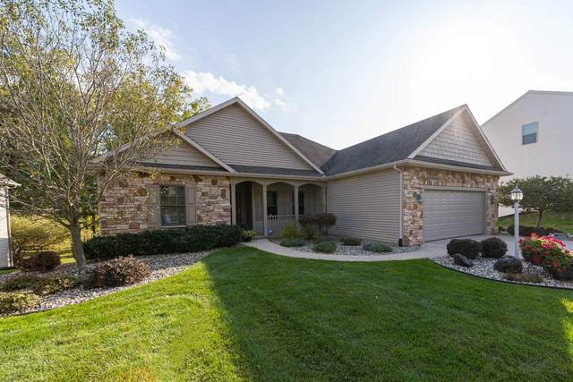 25678 Rolling Hills Drive, South Bend, IN 46628 (MLS #202039036) :: Anthony REALTORS