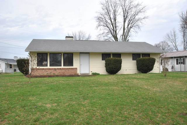 4917 Algonquin Trail, Kokomo, IN 46902 (MLS #202039131) :: Hoosier Heartland Team | RE/MAX Crossroads