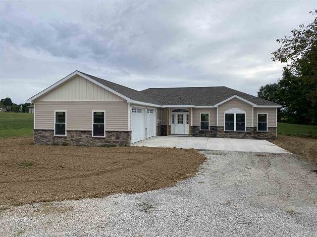 18887 State Road 245, Dale, IN 47523 (MLS #202039145) :: Anthony REALTORS