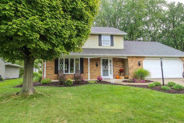 7210 Mowhawa Drive, Fort Wayne, IN 46815 (MLS #202039226) :: Anthony REALTORS
