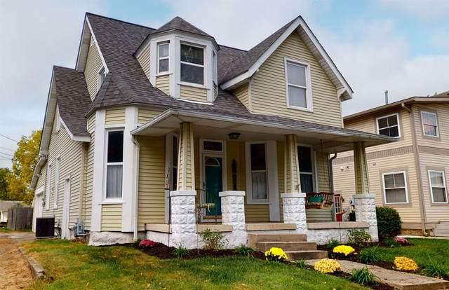 308 S O'neil Street, Frankfort, IN 46041 (MLS #202039239) :: The Romanski Group - Keller Williams Realty