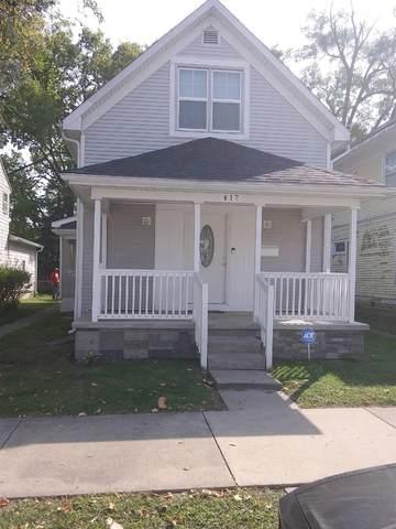 417 W Taylor Street, Kokomo, IN 46901 (MLS #202039258) :: The Romanski Group - Keller Williams Realty