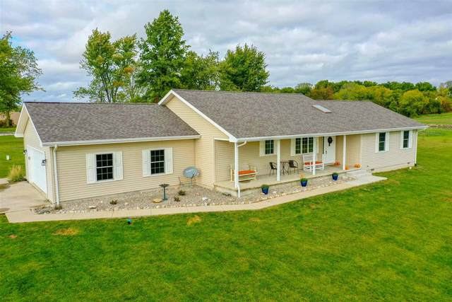 3276 E 900 S Lot 1 Road, LaFontaine, IN 46940 (MLS #202039267) :: The Romanski Group - Keller Williams Realty