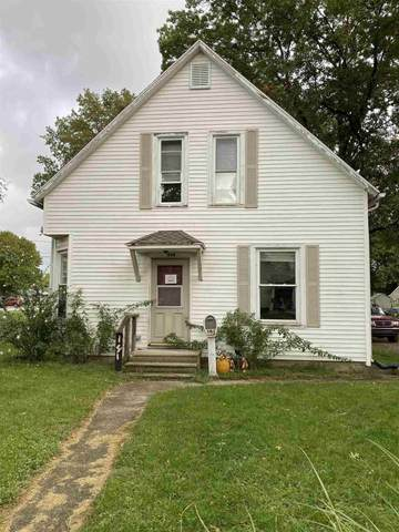 1416 Garden Street, Elkhart, IN 46514 (MLS #202039278) :: Parker Team