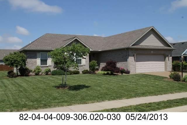 1206 Bowden Drive, Evansville, IN 47725 (MLS #202039358) :: Hoosier Heartland Team | RE/MAX Crossroads