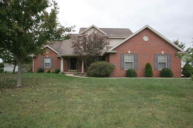4355 W Pebble Drive, Jasper, IN 47546 (MLS #202039378) :: Anthony REALTORS