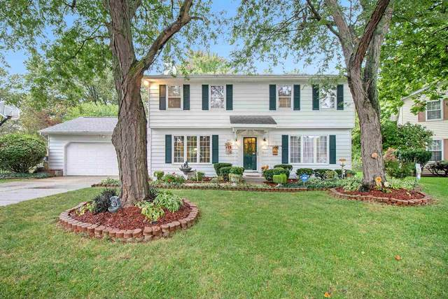 5231 Monticello Court, South Bend, IN 46614 (MLS #202039437) :: Parker Team