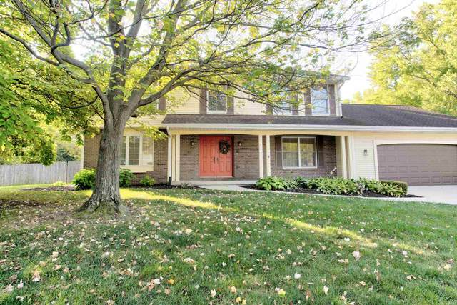 2713 Sleepy Hollow Drive, Lafayette, IN 47905 (MLS #202039479) :: The Natasha Hernandez Team