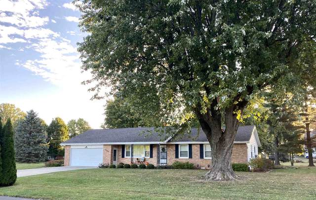 5300 S Breezewood Drive, Muncie, IN 47302 (MLS #202039526) :: Hoosier Heartland Team | RE/MAX Crossroads
