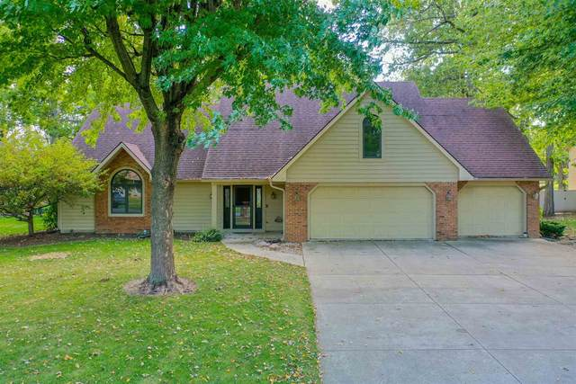314 Christopher Drive, Sweetser, IN 46987 (MLS #202039648) :: Hoosier Heartland Team | RE/MAX Crossroads