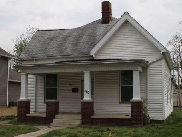 1160 S Bedford Avenue, Evansville, IN 47713 (MLS #202039703) :: Hoosier Heartland Team | RE/MAX Crossroads