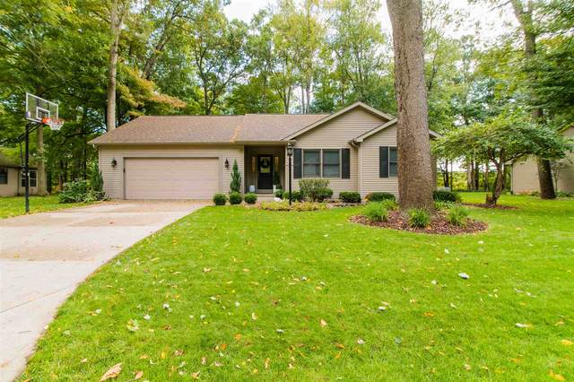 13714 Woods Trail, Granger, IN 46530 (MLS #202039840) :: Hoosier Heartland Team | RE/MAX Crossroads