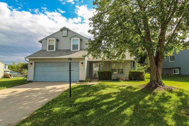 5403 Curry Ford Lane, Fort Wayne, IN 46804 (MLS #202039980) :: Anthony REALTORS