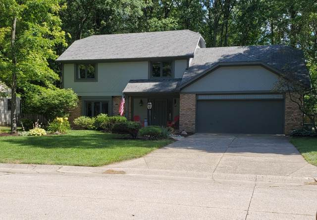 8823 Village Grove Drive, Fort Wayne, IN 46804 (MLS #202040063) :: Parker Team