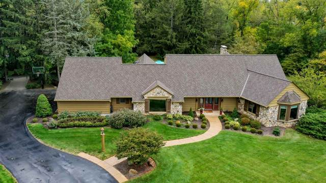 3012 La Balme Trail, Fort Wayne, IN 46804 (MLS #202040117) :: Hoosier Heartland Team | RE/MAX Crossroads