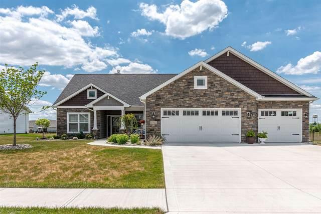 1751 Talons Reach Cove, Fort Wayne, IN 46845 (MLS #202040193) :: Hoosier Heartland Team   RE/MAX Crossroads